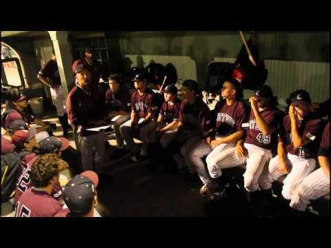 Cotuit Kettleers 2013 Cape Cod Baseball League Champions Post Game Meeting
