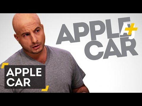 Introducing Apple Car 'Leaked Ad'