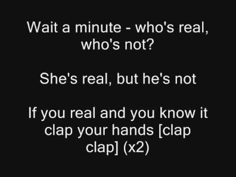 Jadakiss  Whos Real  Ruff Ryders Remix w Lyrics