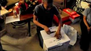 PS3 Prank (poor little Aaron)