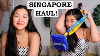 SINGAPORE HAUL!