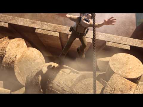 Tad, the Lost Explorer (2012) · HD Trailer (Spanish) - AniCH