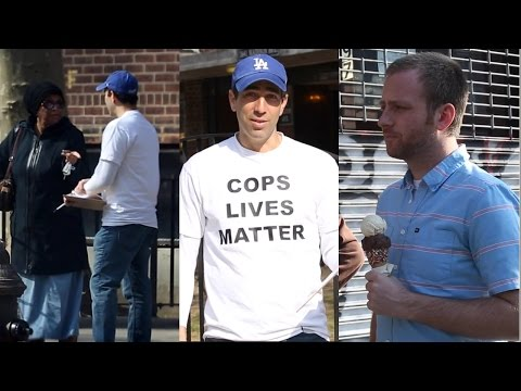 Ami Horowitz: Do cops' lives matter?
