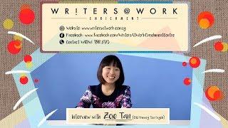 """W@W Writer, Zoie Tan, """"I SCORED 38 /40!!!"""""""