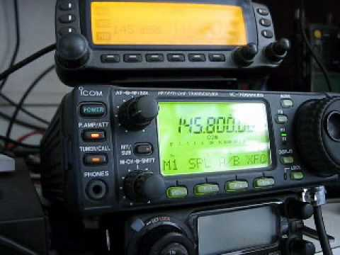 International Space Station  - Richard Garriott - W5KWQ with PS8RF