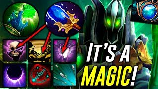inYourdreaM Rubick Highlights [It's a Magic!!!] Dota 2
