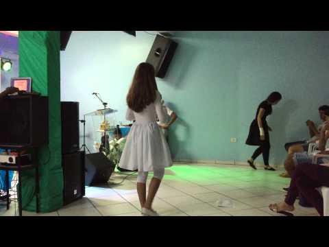 Nunca Pare De Lutar - Ministério De Dança Revelação Profética