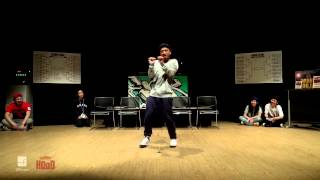 DOMINIQUE (ELECTRIC TROUBLE / WRECKING CREW ORCHESTRA) Judge Move | HOOD 2014.12.20 | UGcrapht×HOOD