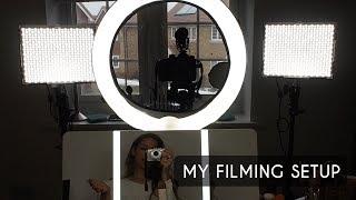 My Filming Room & Lighting Setup | Shonagh Scott | ShowMe MakeUp