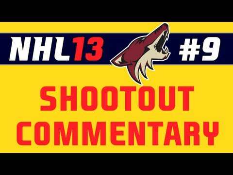 NHL 13: Shootout Commentary ep. 9