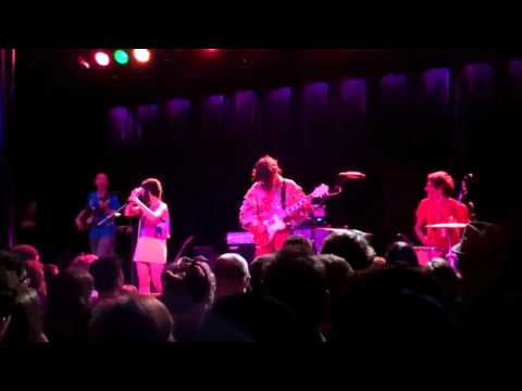 Deerhoof: The Eyebright Bugler / Mothball The Fleet / Flower - San Francisco, 10/1/12