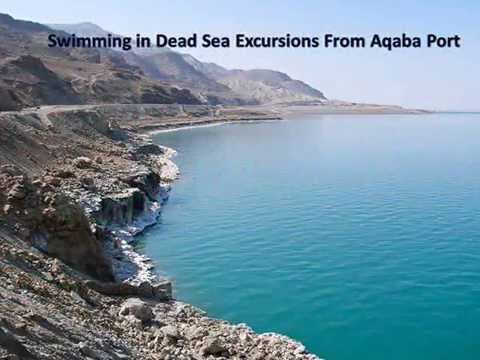 Dead Sea Jordan Tours From Aqaba Port