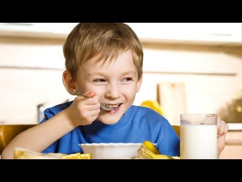 Healthy Breakfast Foods for Kids | Superfoods Guide
