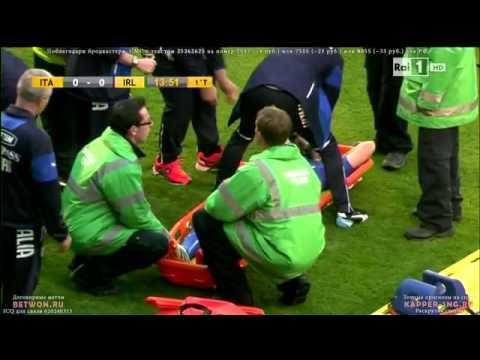 Italia  Riccardo Montolivo se lesionó en amistoso y se pierde el Mundial Brasil 2014