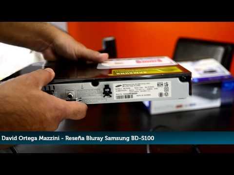 Reseña - Samsung bluray BD-F5100