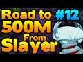 Runescape - Road to 500M From Slayer: Episode 12 - Dem Dark Beasts