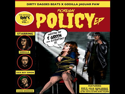 07 - The get back Rmx - Foreign Policy - Godilla Jaguar Paw