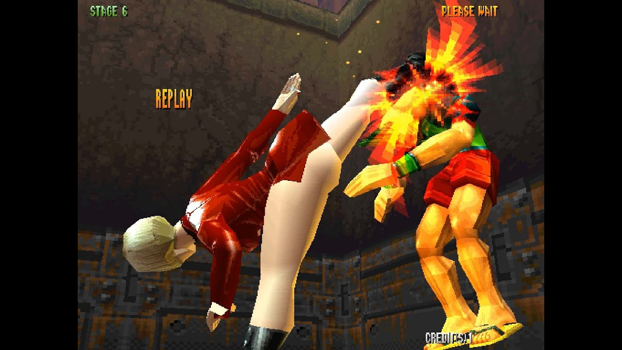 Bloody roar jenny nude nsfw photos