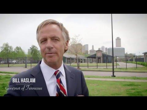 Gov. Bill Haslam : State Museum Groundbreaking