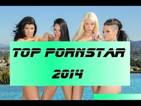 Top 10 pornstar 2014 (+18)