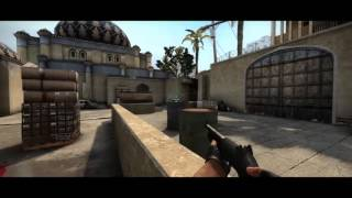 CS:GO - Hawkeye; 1v5 Clutch !