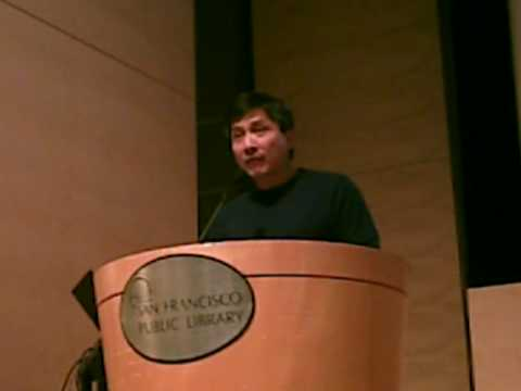 Pareng Barack: Filipinos in Obamas America at the SF Public Library (3 of 5)