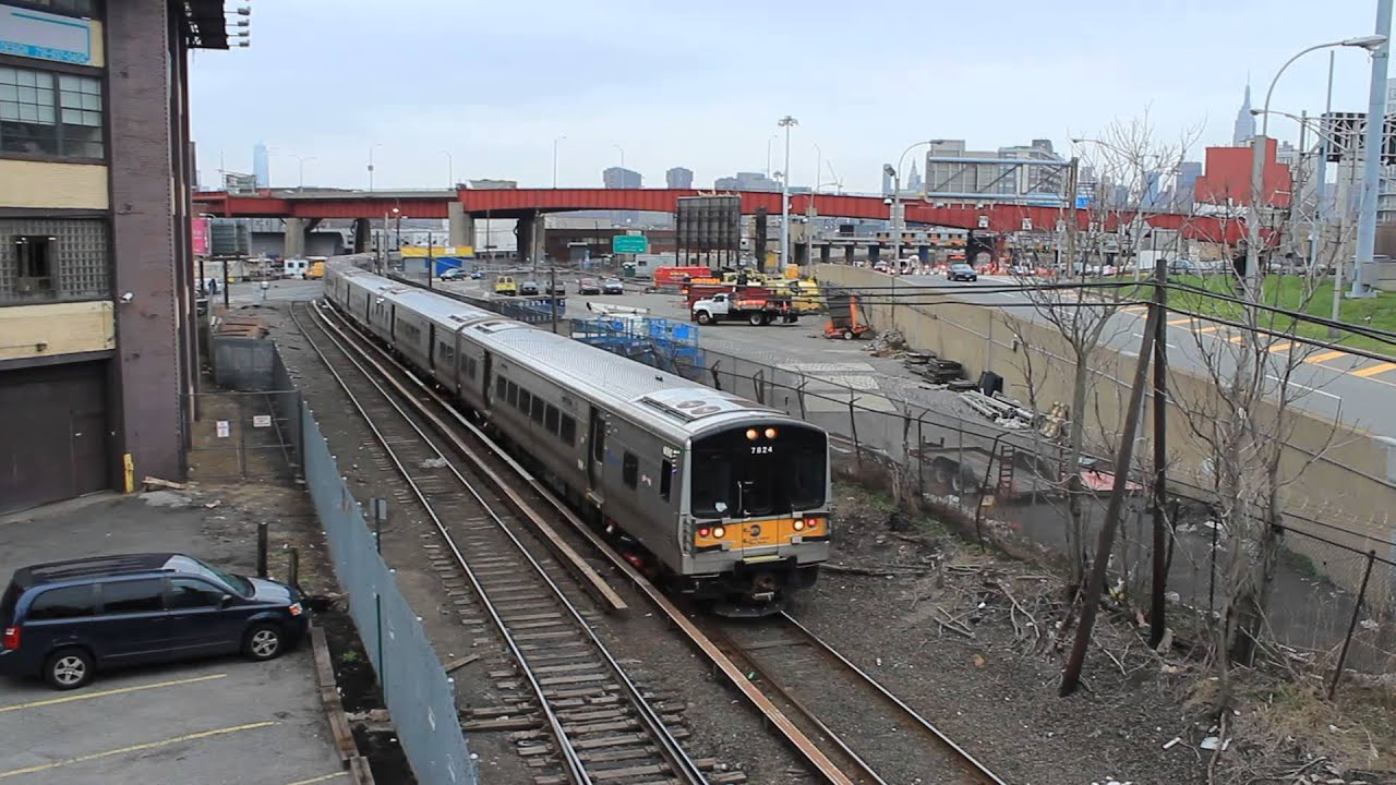 Lirr Long Island City Station