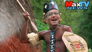 Polacy uzbrojeni jak Papuasi