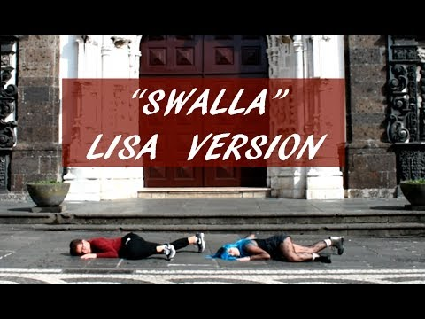 "Download ""SWALLA"" - BLACKPINK LISA SOLO DANCE - GOLD dance cover Mp4 baru"