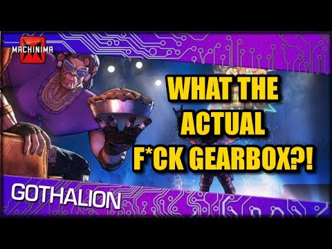 WATTLE GOBBLER? WATTLE THE F*CK IS THIS, GEARBOX?! (w/ Kizz and 'Roo)