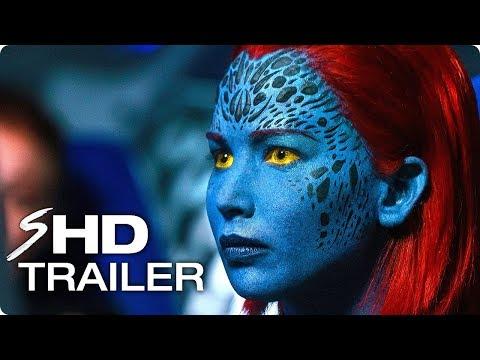 X-MEN: DARK PHOENIX Teaser Trailer #1 (2018) Jennifer Lawrence, Sophie Turner Marvel Concept