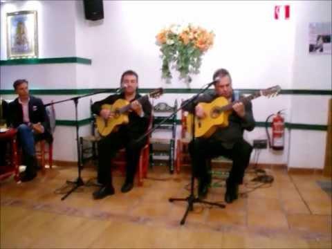 Guitarra: Juan Serrano y Paco Cuevas en Alcalá 202