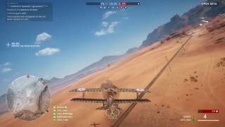 BF1 | Attack Plane (Tank Hunter) Gameplay 26-2