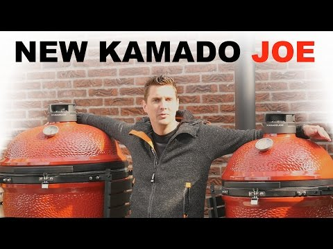 NEW KAMADO JOE - FIRST LOOK
