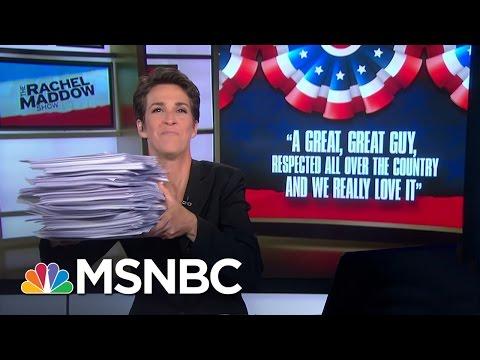 Maine Gov. Paul LePage Receives Thousands Of Resignation Request Letters | Rachel Maddow | MSNBC