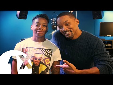 Will Smith talks 'Bad Boys 3' and 'Parenting' with A.Dot