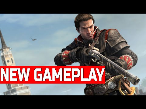 Assassin's Creed Rogue – 20 Minute Gameplay Walkthrough! [EGX]
