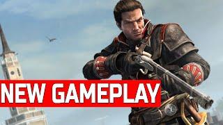 Assassin's Creed Rogue - 20 Minute Gameplay Walkthrough! [EGX]