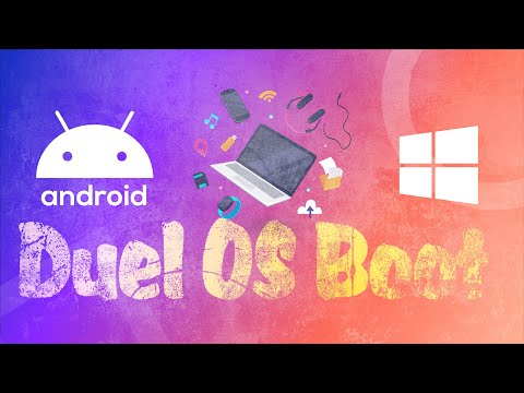 How To Install Android On PC OR Laptop - Phoenix OS [Dual Boot] [Windows + Android]