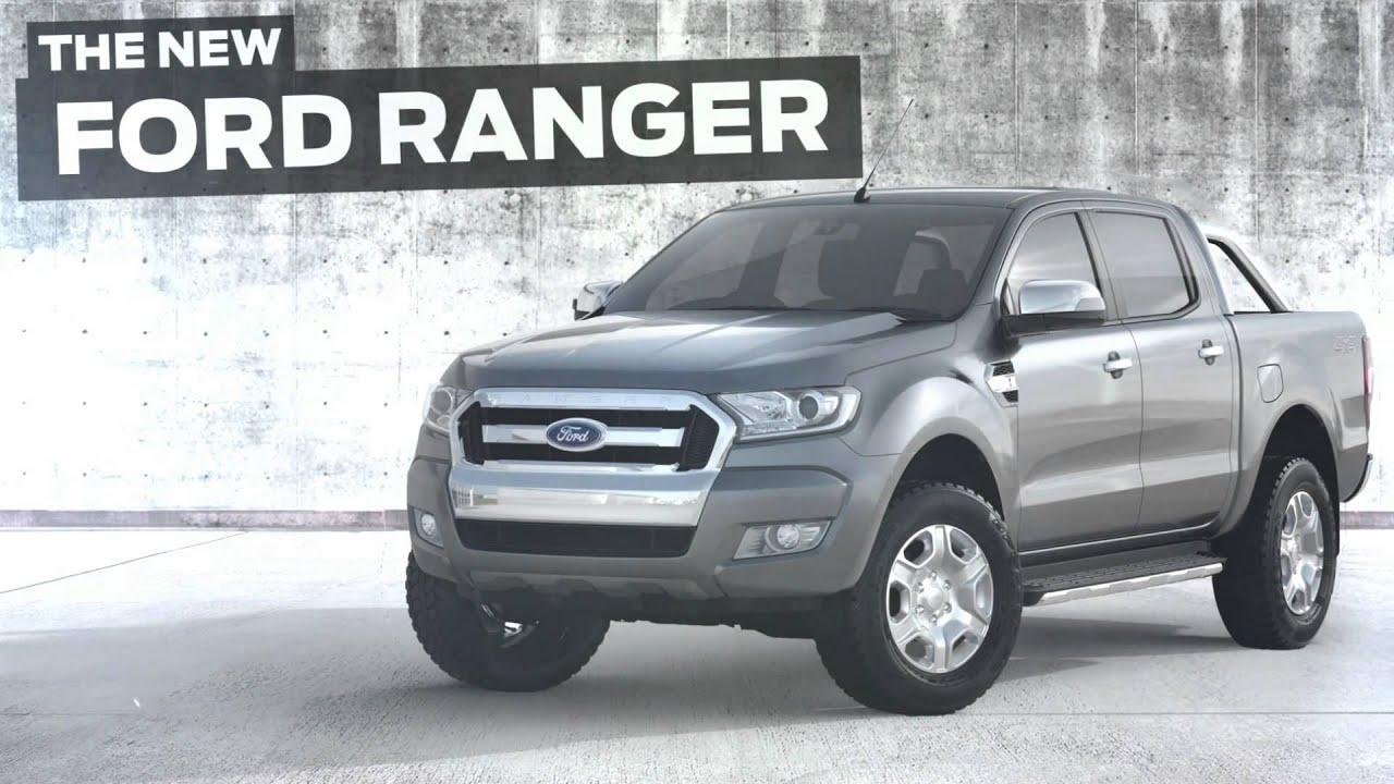 2015 Ford Ranger 2015 ford ranger gets teased,