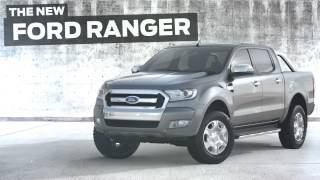 Presenting The New Ford Ranger