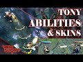 Vainglory 3.1-Tony, All Abilities and Skins MP3