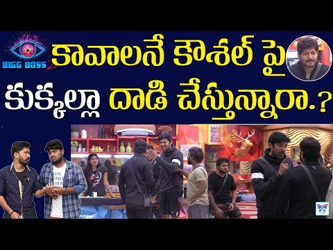 Bigg Boss 2 Latest Episode 102 Highlights | Roll Rida Feels Disturbed | Telugu Bigg Boss Season 2