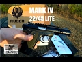 Download Ruger Mark IV 22/45 Lite Unbox/Shoot/Issues in 4K in Mp3, Mp4 and 3GP