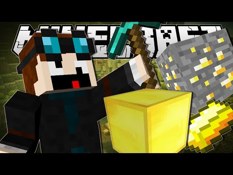 Minecraft | GOLD DIGGERS!! | The Lab Minigame