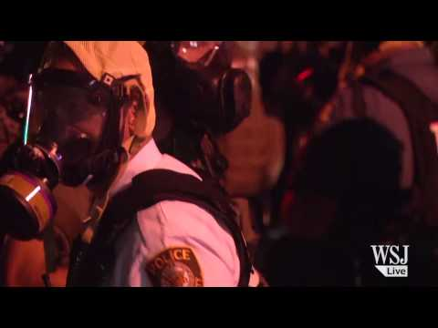 National Guard Called to Ferguson