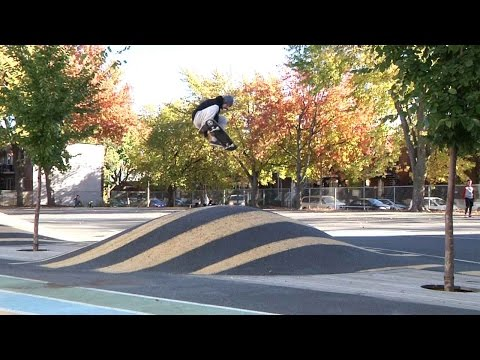 Ethernal Skate Films / Jeff ''Boneless'' Huard Skateboarding the streets of Montreal (Qc/Canada)