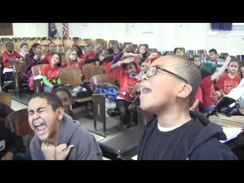 PS22 Chorus GRENADE Bruno Mars (a cappella)