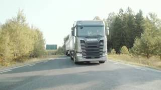 Scania's New Truck Generation: An even better driving experience