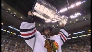 "Chicago Blackhawks 2013 Playoff Montage ""Lift You Up"""